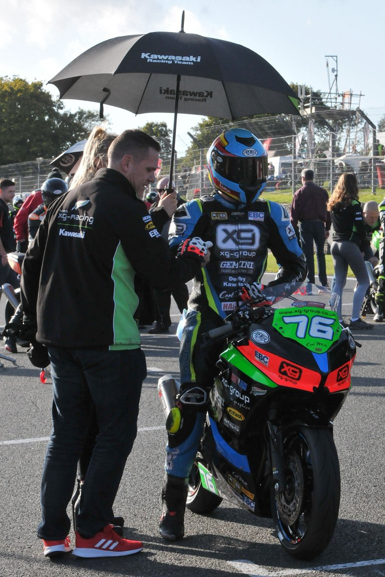 Luke Verwey Brands Hatch Finale Junior British Supersport