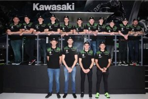 Luke Verwey Joins Massingberd-Munday Affinity Sports Academy Team in new Kawasaki Team Green Squad